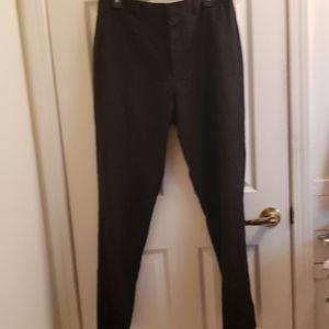 Sacks Fifth Avenue Dress Pants Black 33x31